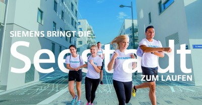 Cewe Seestadtlauf powered by Siemens