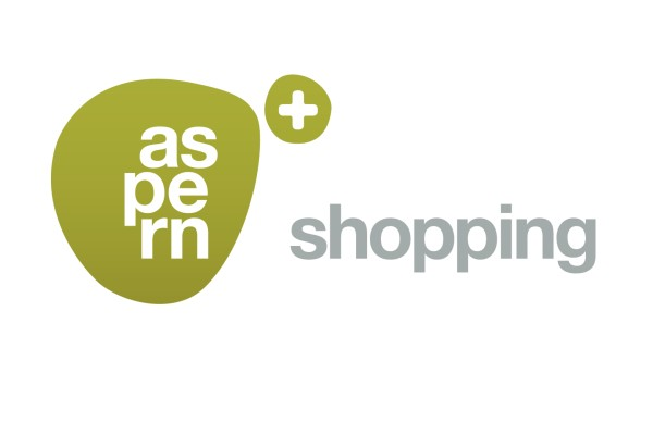 Logo aspern shopping